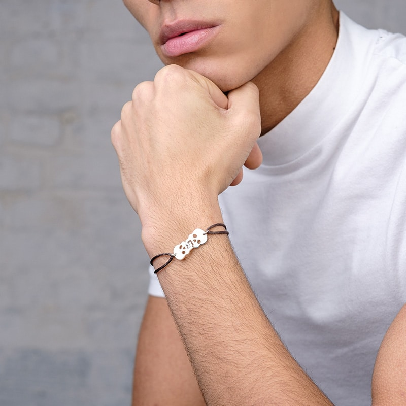 alex-l-bracelet-sergio-h16-gris-fonce